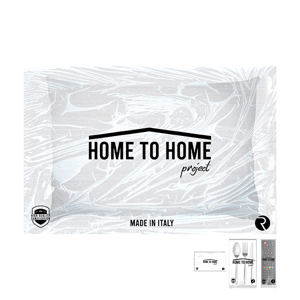 Safety bag home to home - Sanificazione cuscino